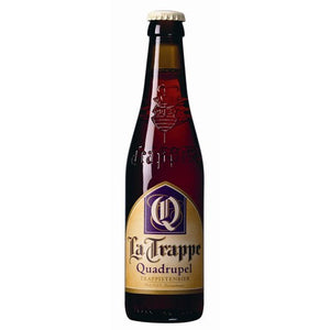 La Trappe - Trappist Quadruple Ale - 330ml Bottle