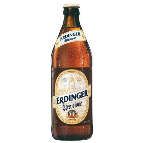 Erdinger - Urweisse - Top-Fermenting Weissbier - 500ml Bottle