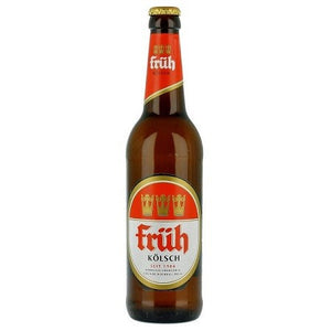 Fruh - Kolsch - Top Fermented German Lager - 500ml Bottle