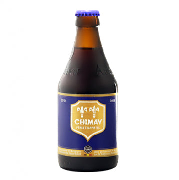 Chimay - Blue - 330ml Bottle