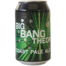 Nene Valley Brewery - Big Bang Theory - West Coast Pale Ale - 330ml Can
