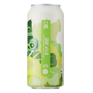 Brew York - Goose Willis - Gooseberry Fool Sour Ale - 440ml Can