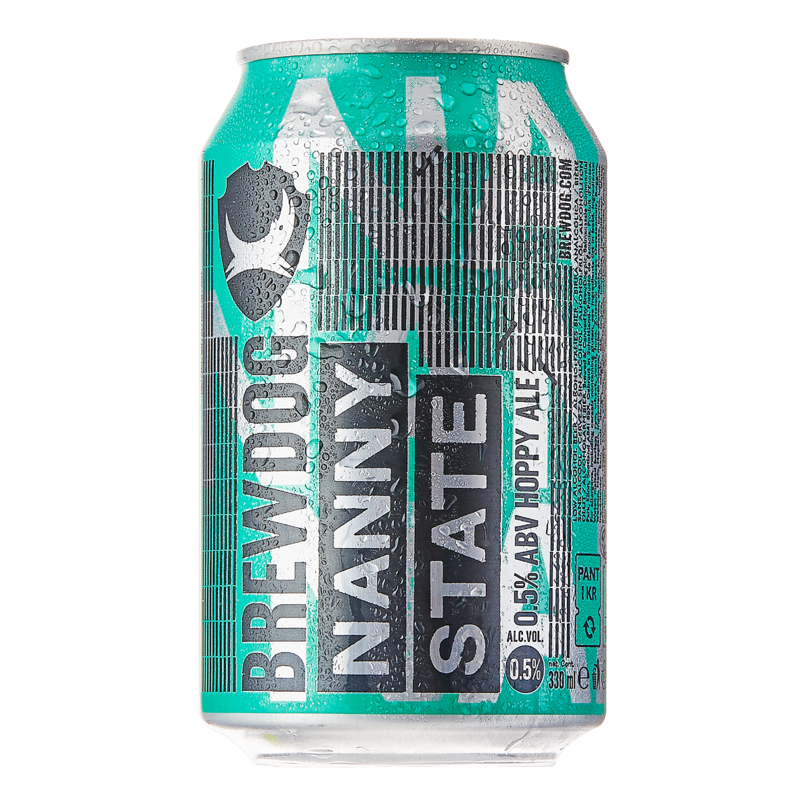 BrewDog - Nanny State - Alcohol Free - 330ml Can