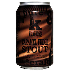 Brouwerij Kees - Caramel Fudge Stout - 330ml Can