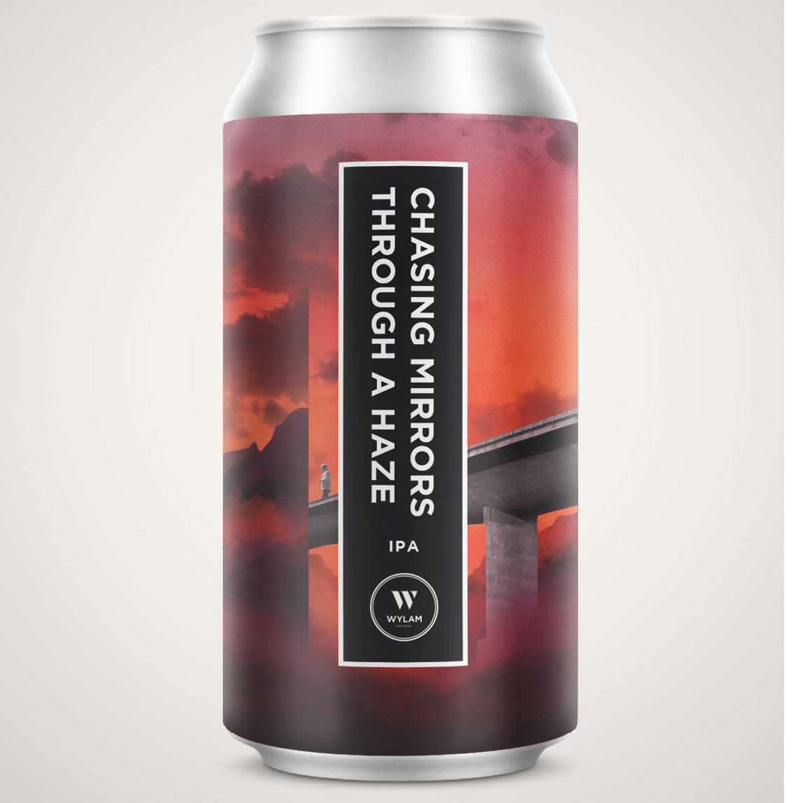 Wylam Brewery - Chasing Mirrors Through a Haze - IPA - 440ml Can