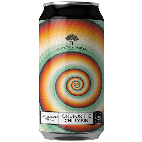 Quantock Brewery - One For The Chilly Bin - New Zealand Pale Ale - 440ml Can