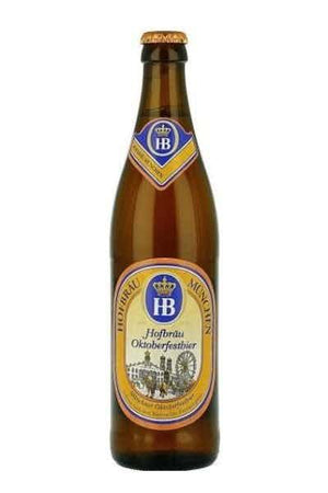 Hofbrau - Oktoberfestbier - 500ml Bottle