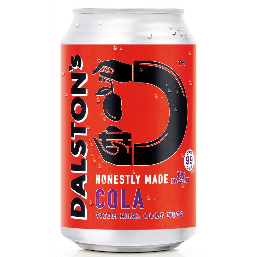 Dalston's - Cola - 330ml Can