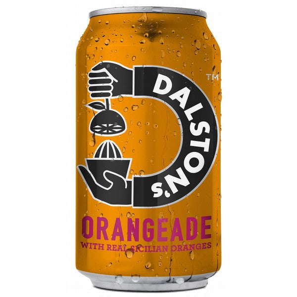 Dalston's - Orangeade - 330ml Can