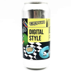 Neon Raptor - Digital Style - Southern Hemisphere NEIPA - 440ml Can