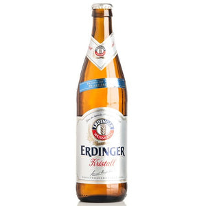 Erdinger - Kristall - Clear Wheat Beer - 500ml Bottle