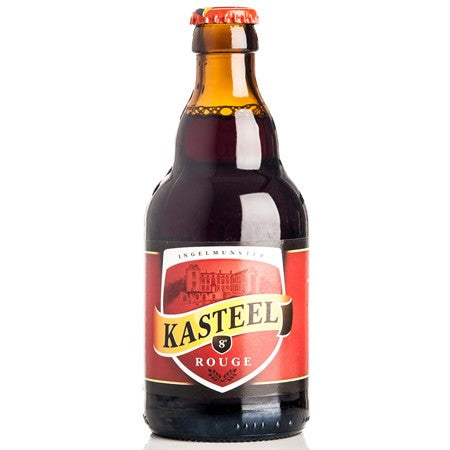 Kasteel - Rouge - Fruity Cherry Beer - 330ml Bottle