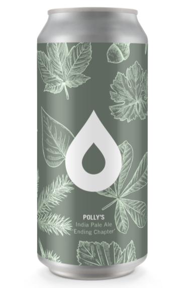 Polly's Brew Co - Ending Chapter - India Pale Ale - 440ml Can