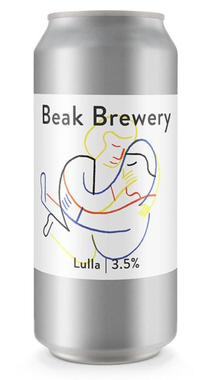 Beak Brewery - Lulla - Table Pale Ale - 440ml Can