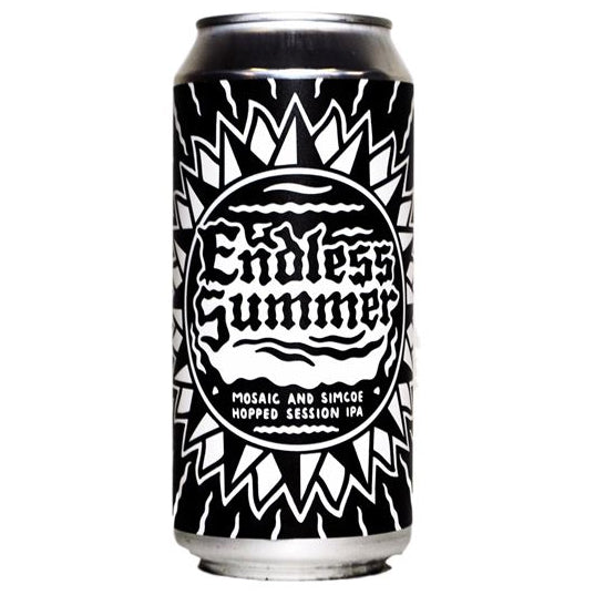 Black Iris Brewery - Endless Summer - Session IPA - 440ml Can