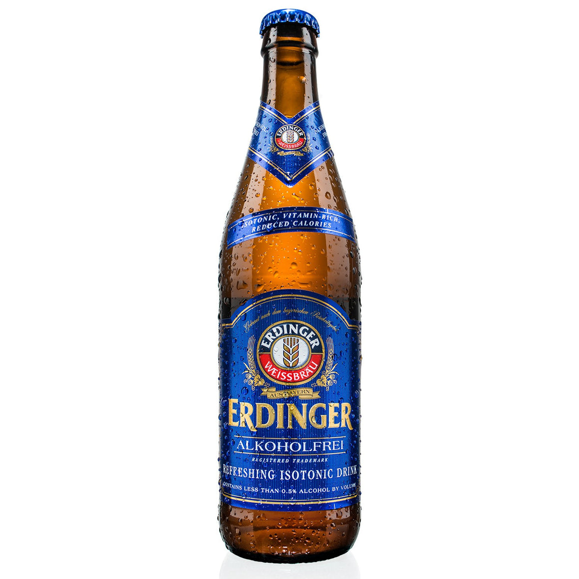 Erdinger Weissbrau - Alcohol Free - 500ml Bottle