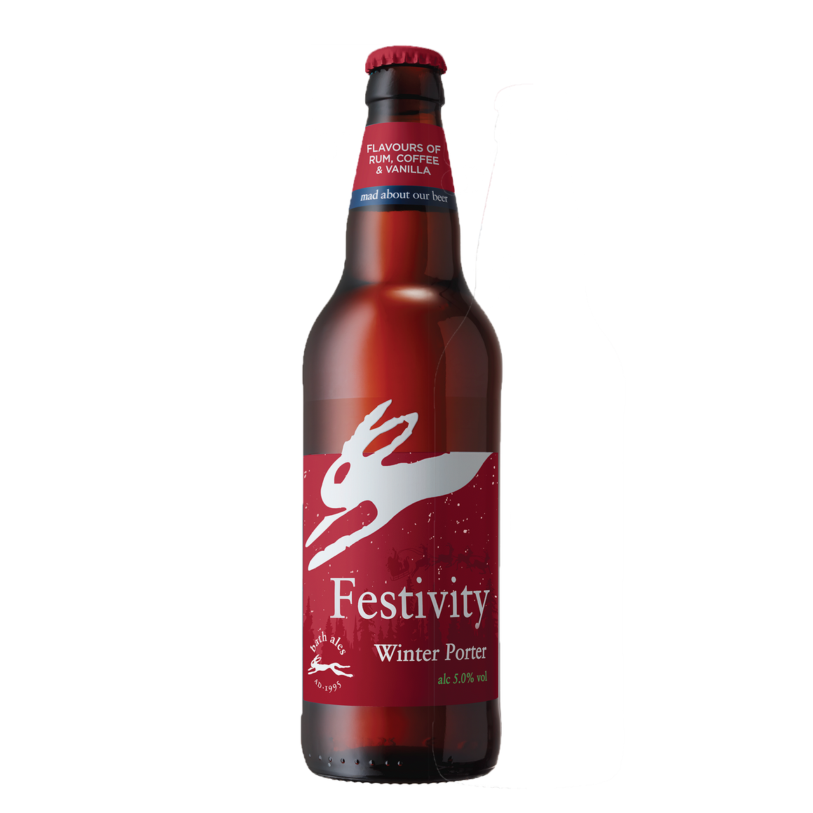 Bath Ales - Festivity - Seasonal Porter - 500ml Bottle