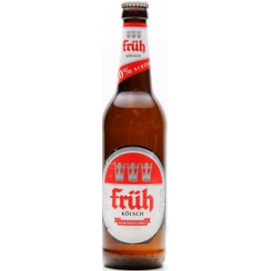 Fruh - Kolsch - Alcohol Free - 330ml Bottle