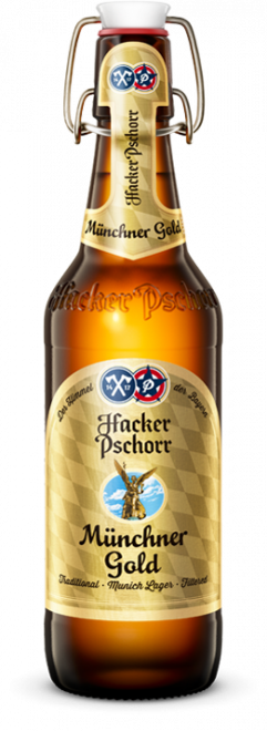 Hacker-Pschorr - Munchner Gold - 500ml Bottle