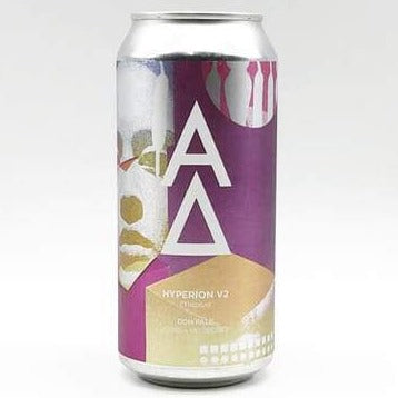 Alpha Delta - Hyperion V2 - DDH Pale Ale - 440ml Can