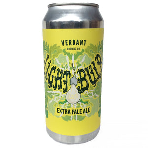 Verdant Brewing Co - Lightbulb - Extra Pale Ale - 440ml Can