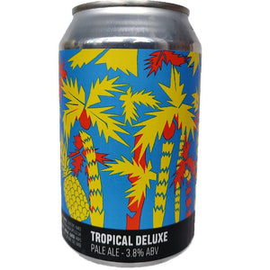 Howling Hops - Tropical Deluxe - Pale Ale - 330ml Can