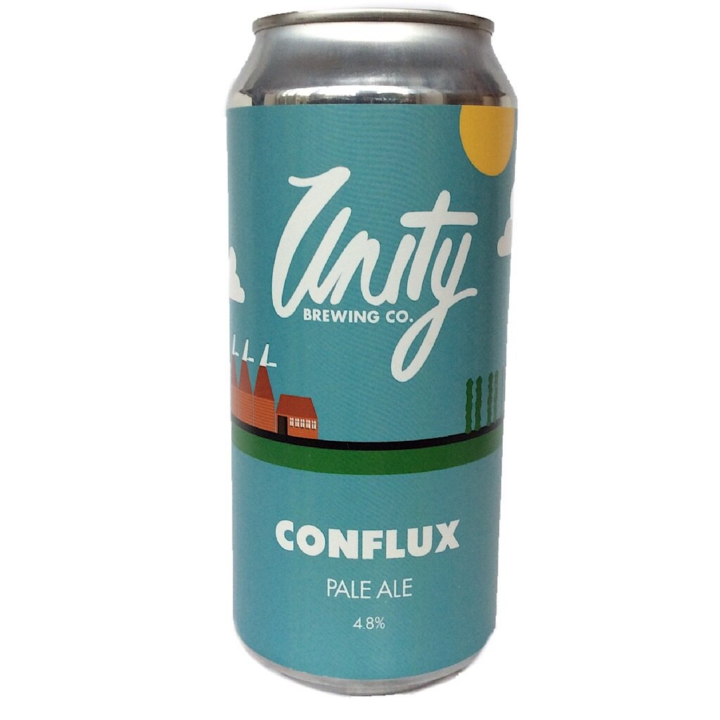 Unity Brewing Co - Conflux - Pale Ale - 440ml Can