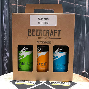 Bath Ales 3 Bottles Gift Pack