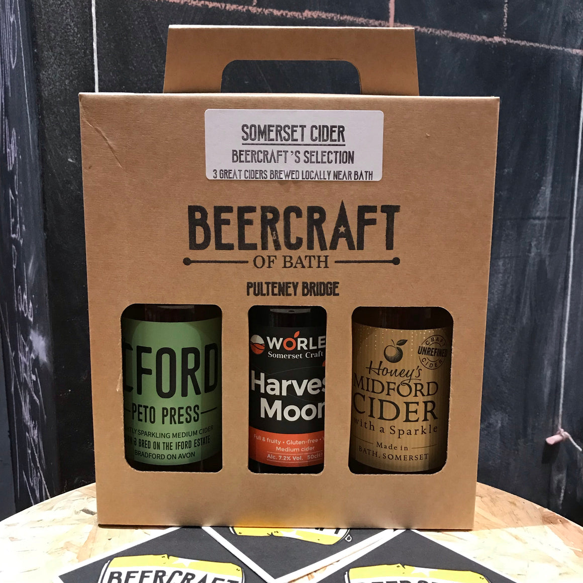 Somerset Ciders Gift Pack