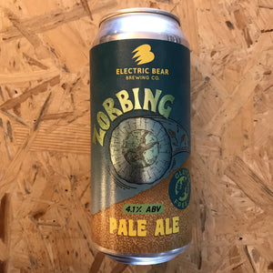 Electric Bear Brewing - Zorbing - Gluten Free Pale Ale - 440ml Can