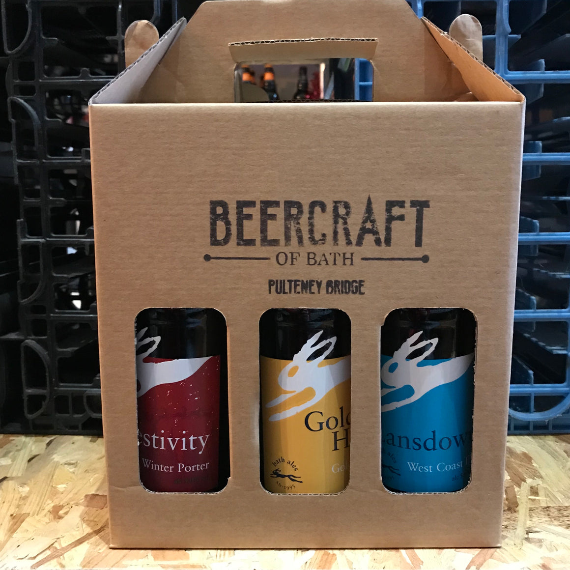 Bath Ales 6 Bottles Gift Pack