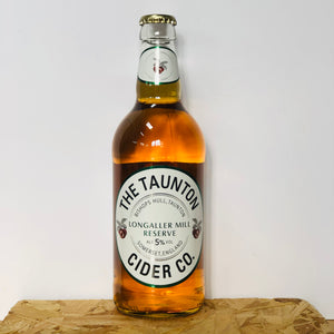 longaller Mill Reserve - Medium Cider - 500ml Bottle