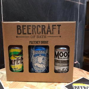 BeerCraft Favourite Cans Gift Pack