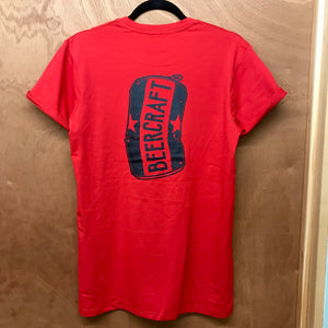 BeerCraft Fitted T-Shirt - Various Colours & Sizes Available