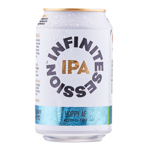 Infinite Session - India Pale Ale - Alcohol Free - 330ml Can