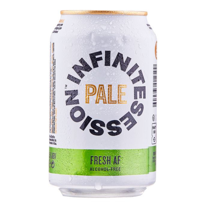 Infinite Session - Pale Ale - Alcohol Free - 330ml Can