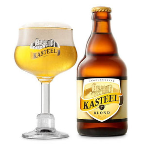 Kasteel - Blond 7 - Belgian Blond Beer - 330ml Bottle