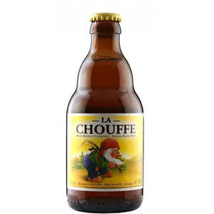 La Chouffe - Belgian Blonde Ale - 330ml Bottle