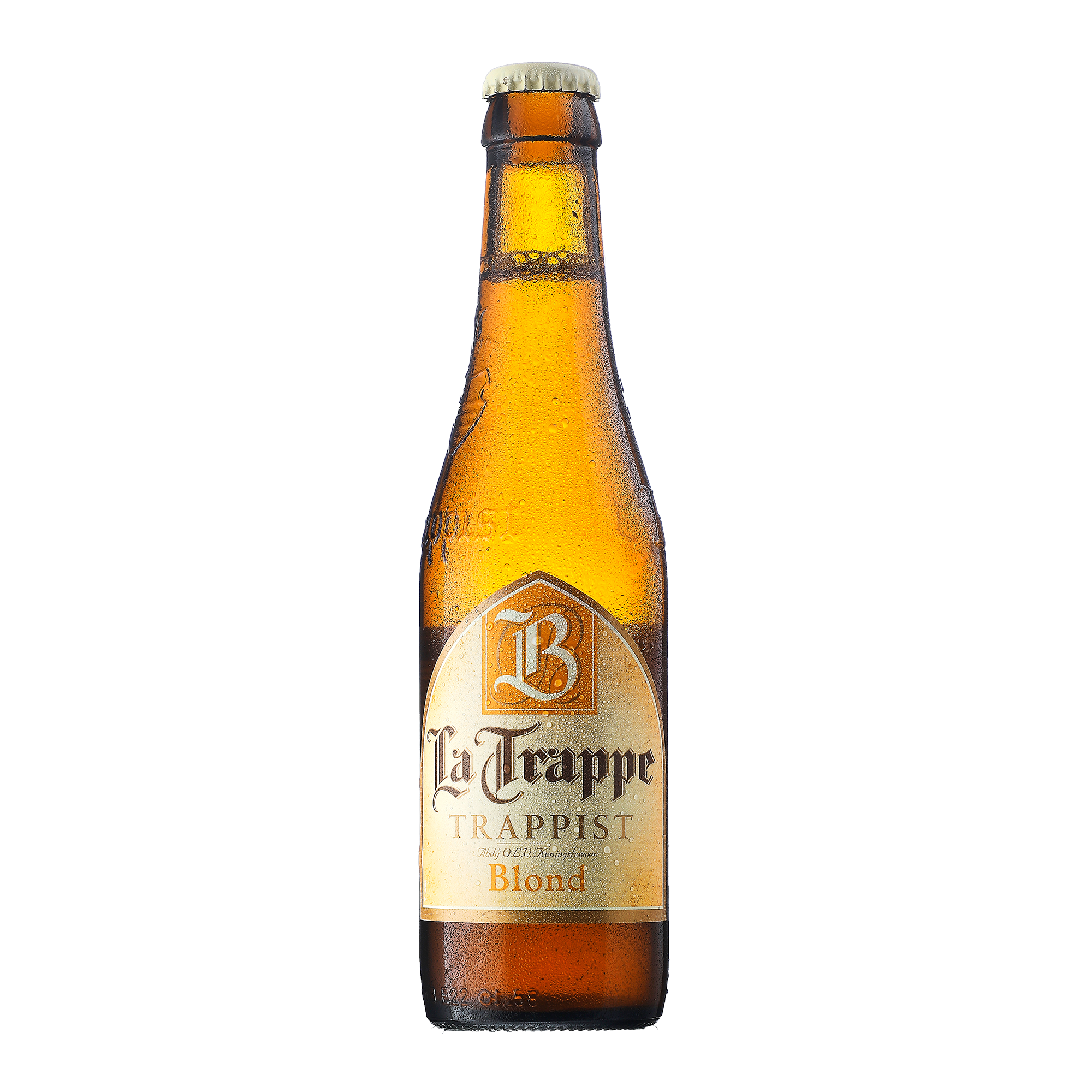 La Trappe - Trappist Blonde Ale - 330ml Bottle