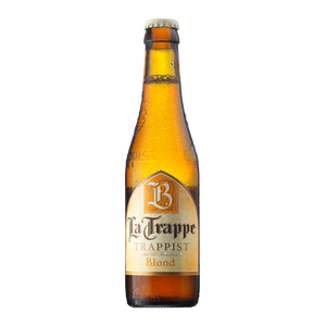 La Trappe - Trappist Blonde - 330ml  Bottle