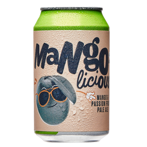 Laine Brew Co - Mango-Licious - Mango & Passionfruit Pale - 330ml Can