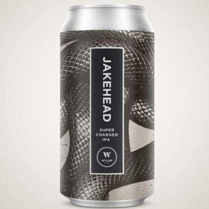 Wylam Brewery - Jakehead - Super Charged IPA - 440ml Can