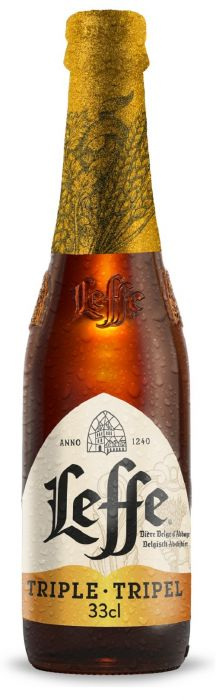 Leffe - Tripel - Belgian Abbey Beer - 330ml Bottle