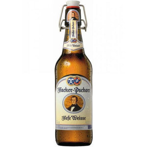 Hacker-Pschorr - Weissbier - German Wheat Beer - 500ml Bottle