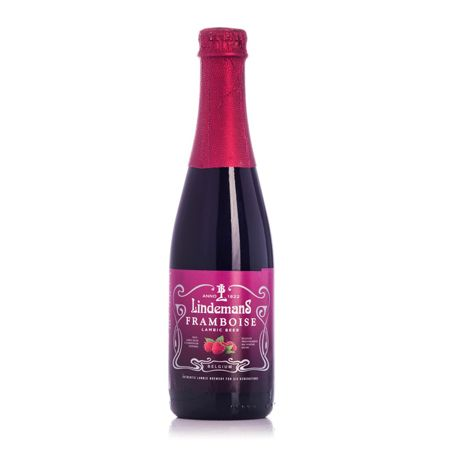 Lindemans - Framboise - Lambic Beer - 375ml Bottle