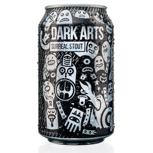 Magic Rock Dark Arts Surreal Stout