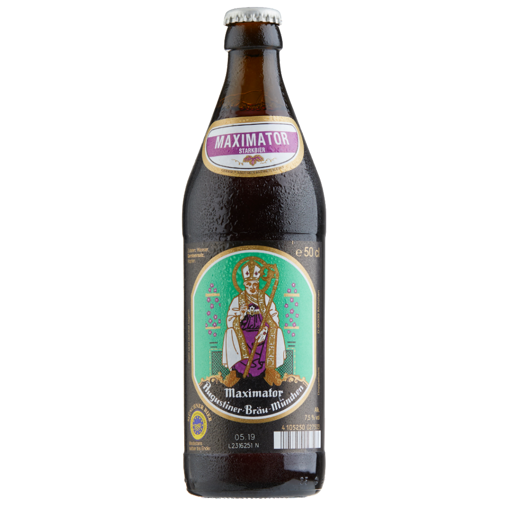 Augustiner - Maximator - Doppelbock - 500ml Bottle