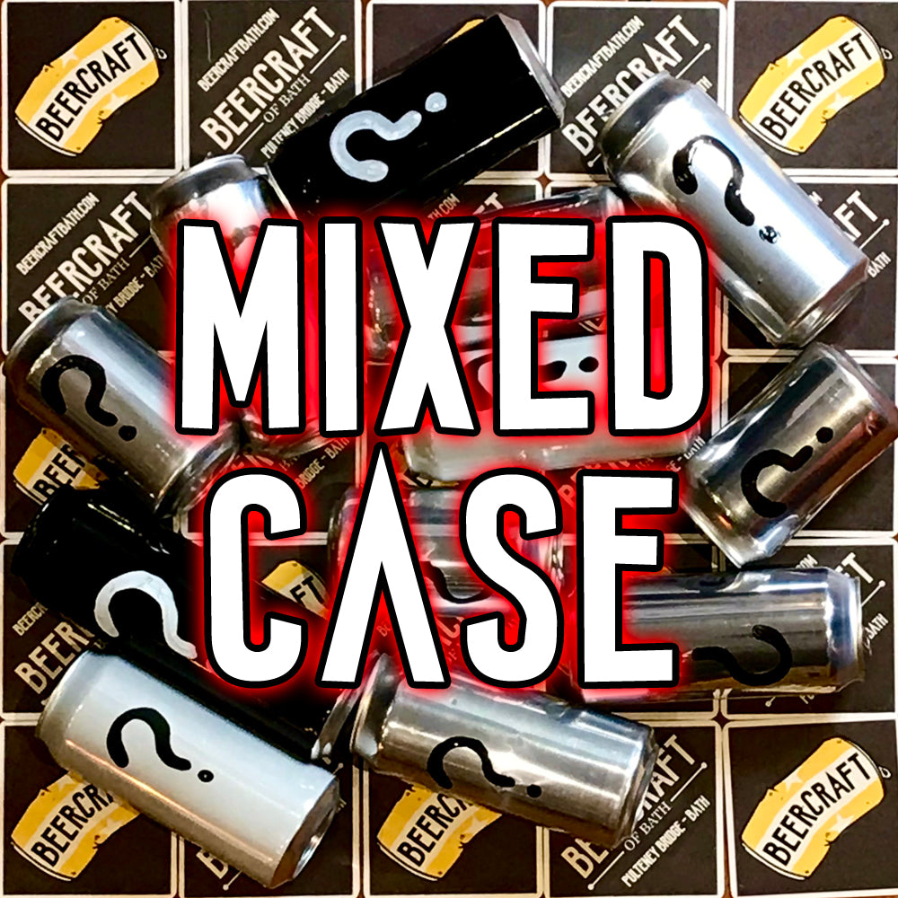 Mixed Case Selection - 12 Cans - Selected Just For You