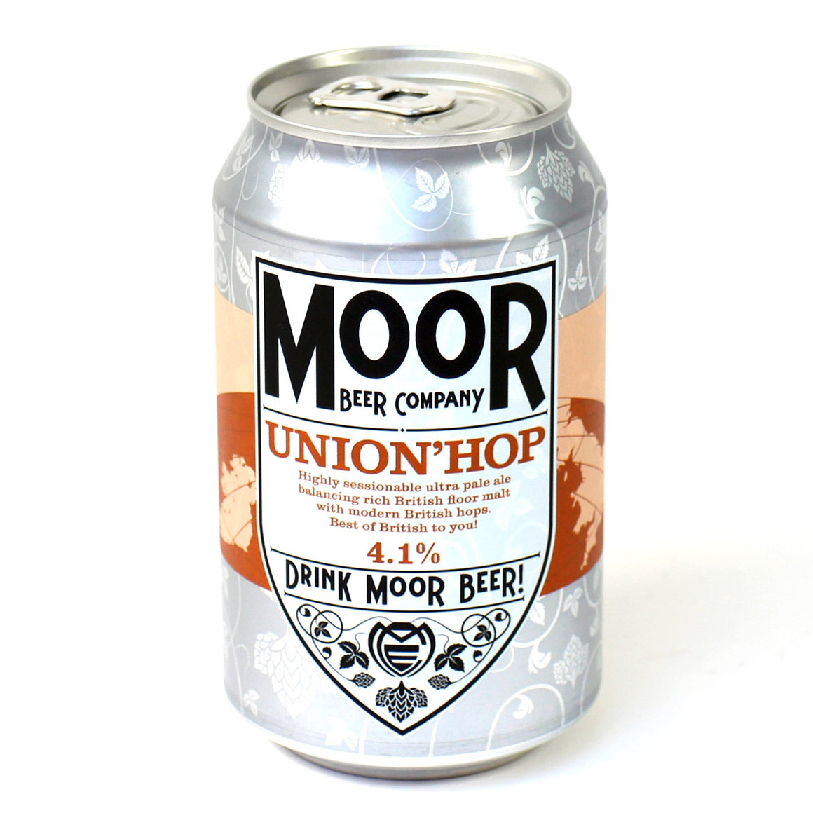 Moor Beer Company - Union'Hop - Pale Ale - 330ml Can
