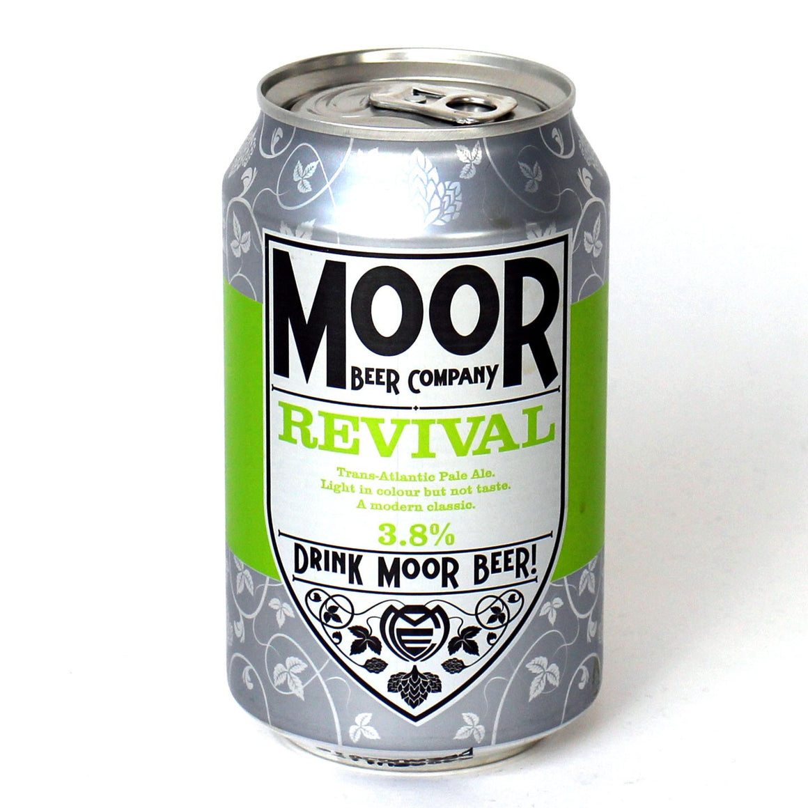 Moor Beer Company - Revival - Bitter - 330ml Can